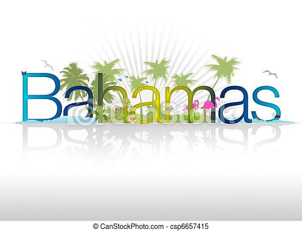 Bahamas - csp6657415