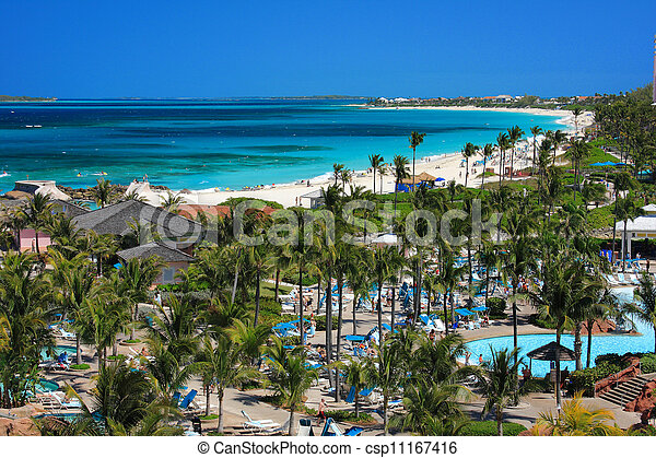 Atlantis en Bahamas - csp11167416