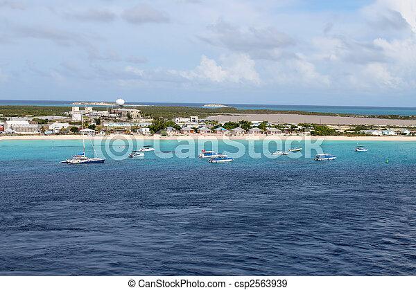 Playa Bahamas - csp2563939
