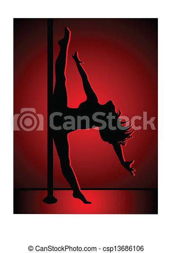 Bailarina - csp13686106
