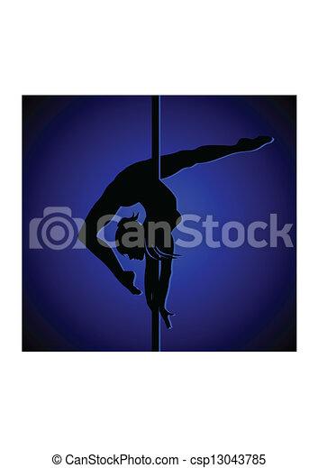 Bailarina - csp13043785