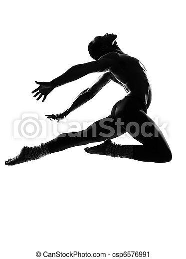 Bailar con hombres - csp6576991