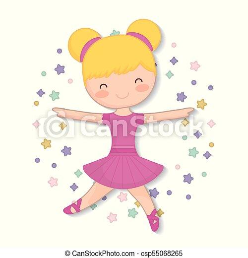 bailarina balé desenho bailarina balé coloridos sobre
