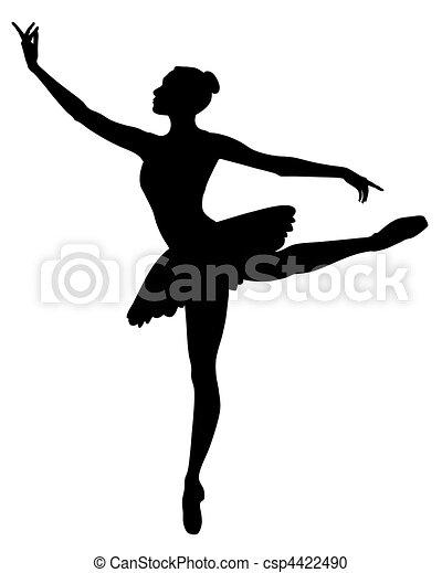 Ballerina - csp4422490