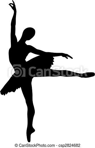 Ballerina - csp2824682