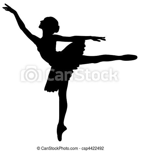 Ballerina - csp4422492