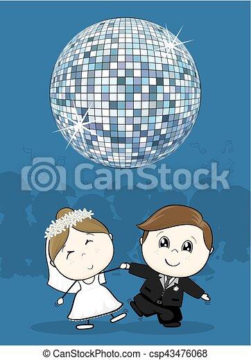 Primera boda - csp43476068