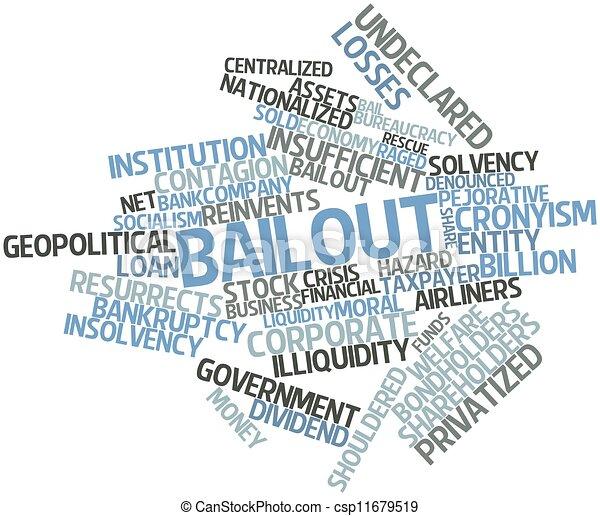 Bailout - csp11679519