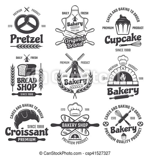 Cool Black And White Culinary Arts Logos