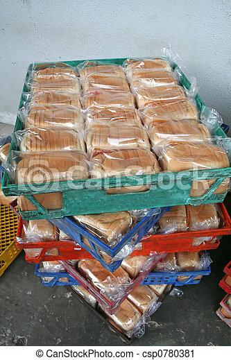 Bakery bread - csp0780381