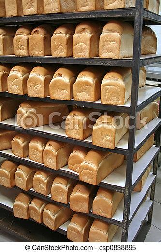 Bakery bread - csp0838895