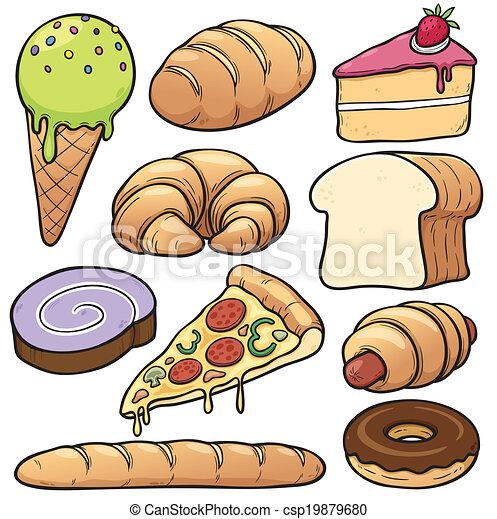 Bakery set - csp19879680