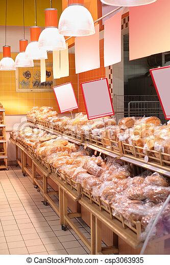 Bakery - csp3063935