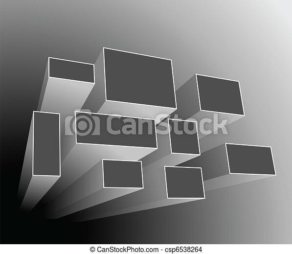 bakgrund, abstrakt - csp6538264