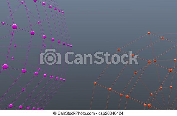 bakgrund., abstrakt - csp28346424