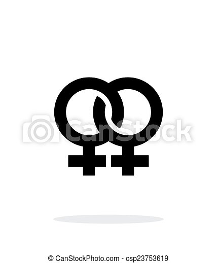 lesbisk svart vit kön