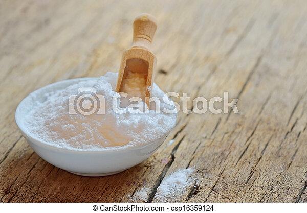 baking soda - csp16359124