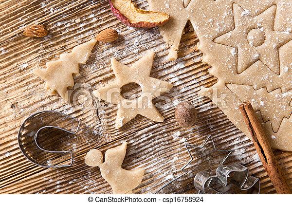Baking utensils - csp16758924