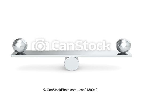 Equilibrio. - csp9480940
