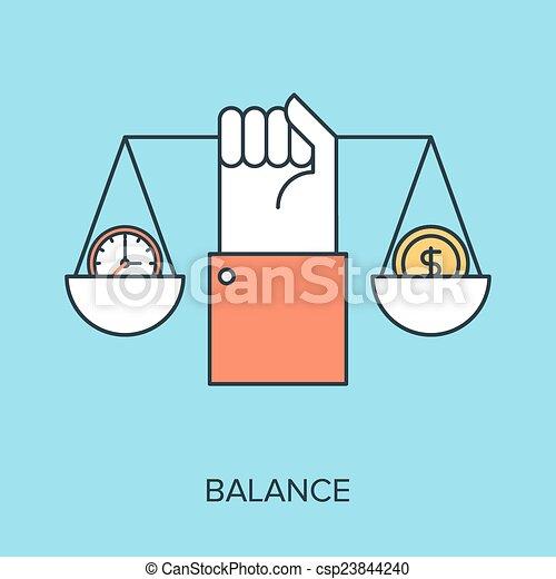 Equilibrio - csp23844240