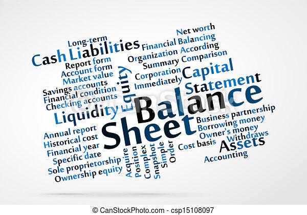 Balance Sheet - csp15108097