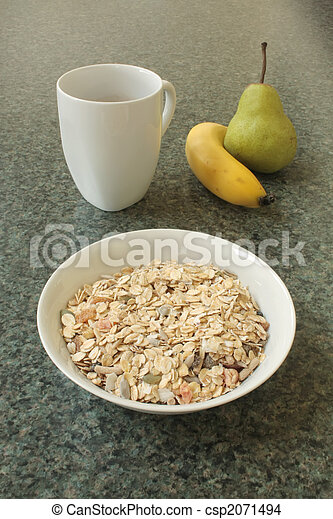 Balanced Diet - csp2071494