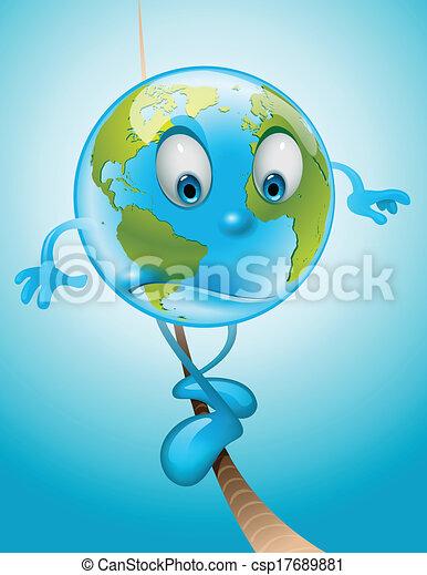Balanced Earth - csp17689881