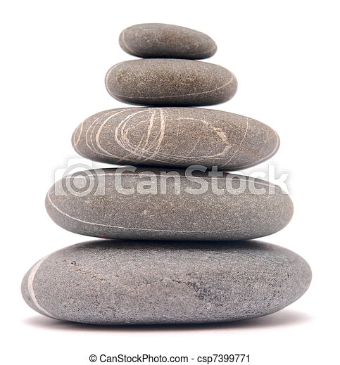 balancing stones - csp7399771