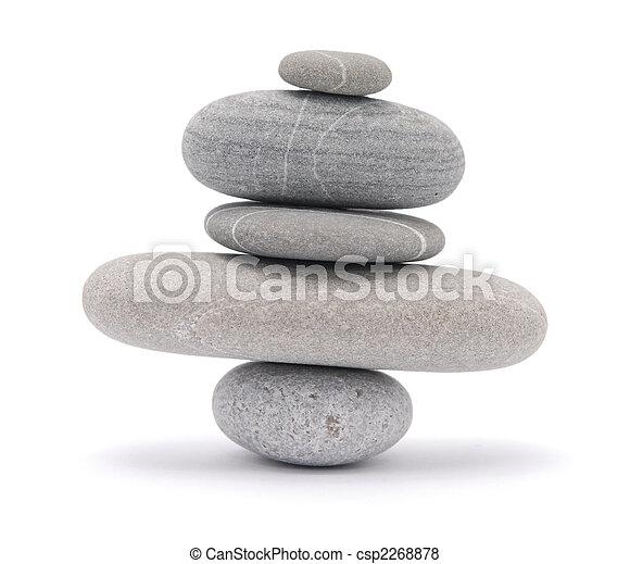 balancing stones - csp2268878