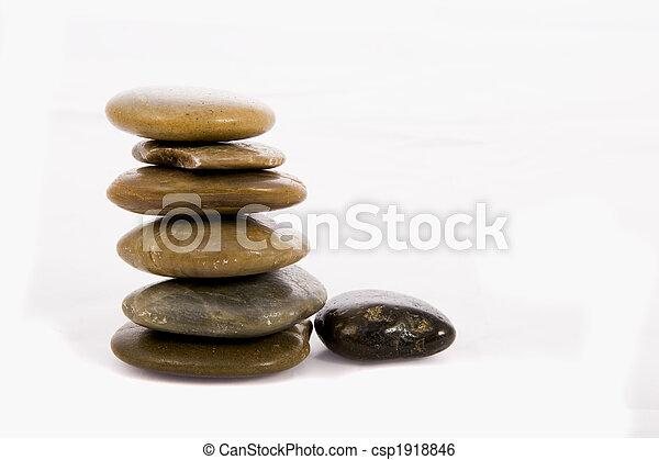 balancing stones - csp1918846