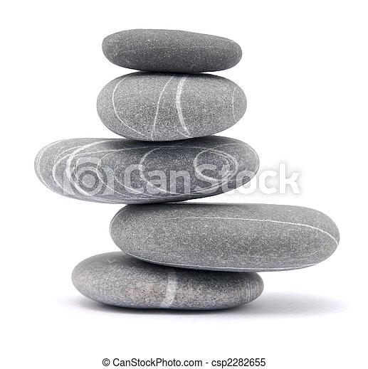 balancing stones - csp2282655