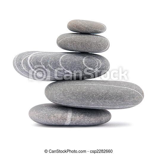 balancing stones - csp2282660