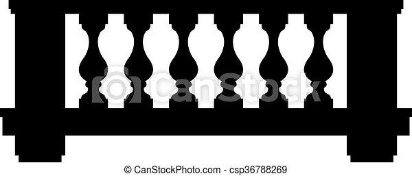 Balcony - csp36788269
