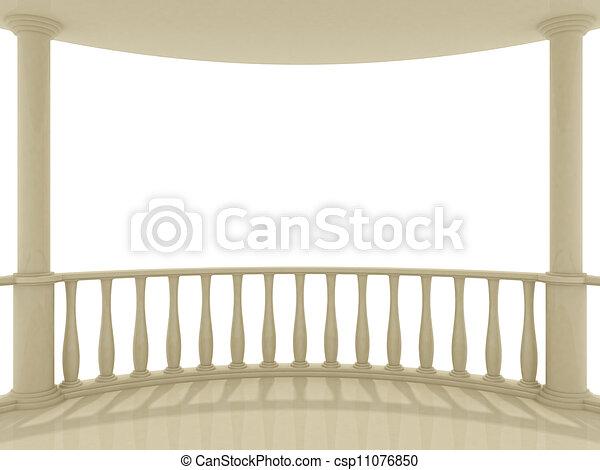 balcony - csp11076850