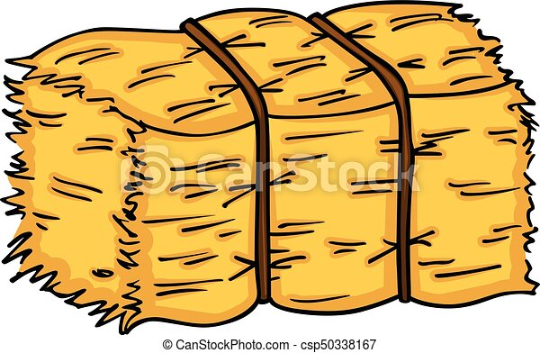 bale of hay scalable vectorial image representing a bale of hay rh canstockphoto com hat clip art hat clip art images