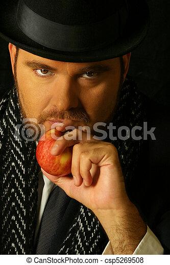 baljós, alma, ember - csp5269508