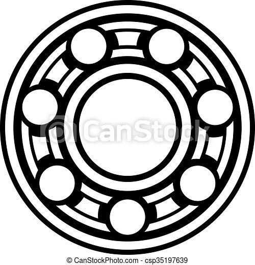 Ball bearing - csp35197639