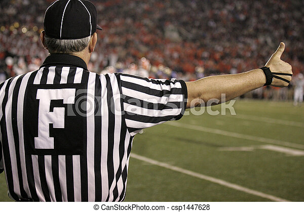 Ball Game Ref - csp1447628