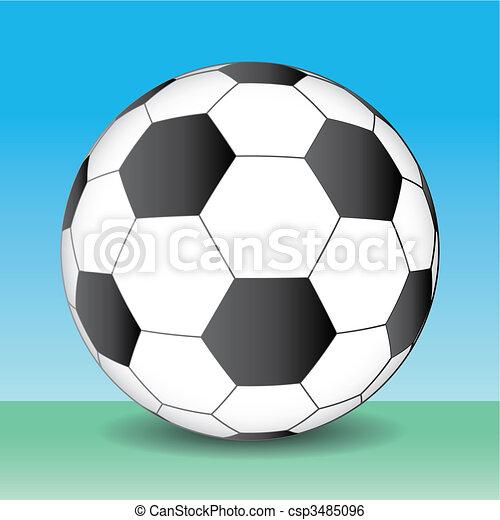 ball soccer - csp3485096