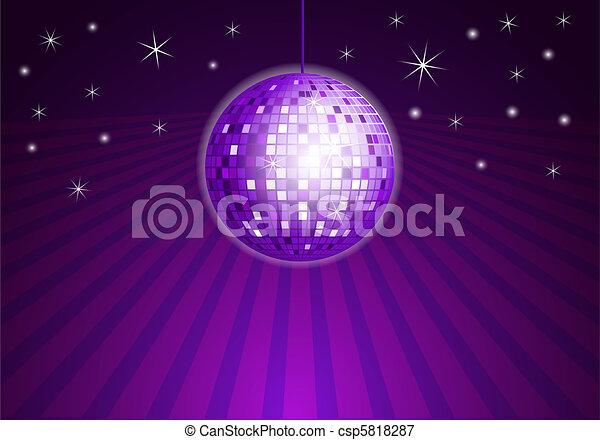 balle, disco - csp5818287