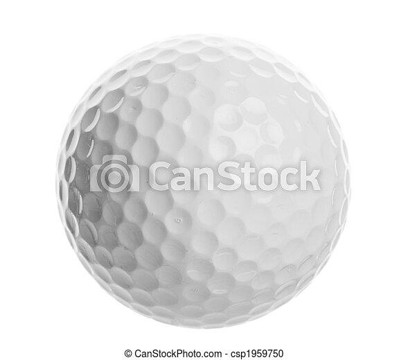 balle, golf - csp1959750