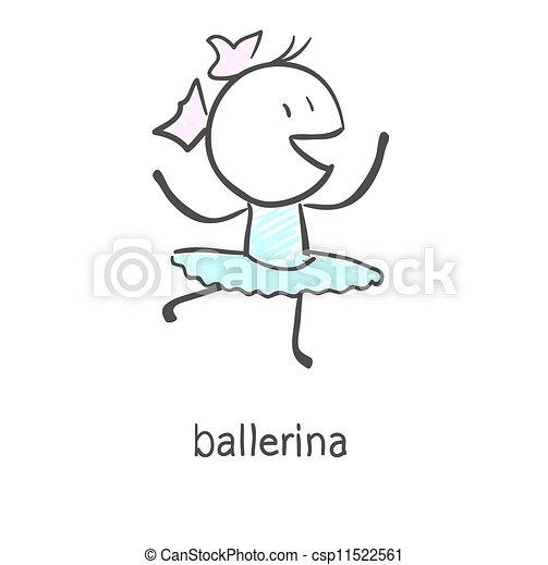 ballerina - csp11522561