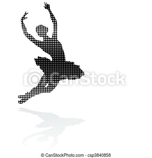 ballerina - csp3840858