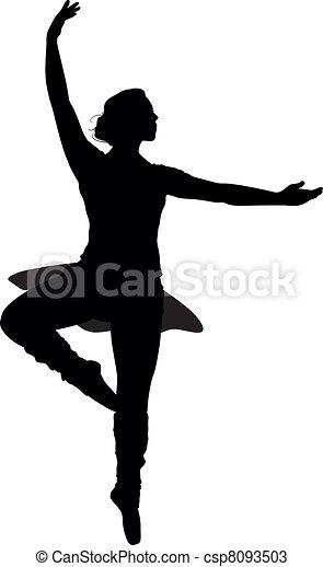 Ballerina - csp8093503