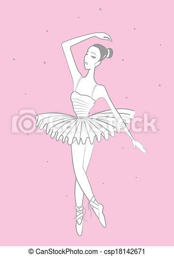 ballerine - csp18142671