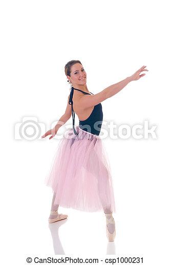 ballerine, joli - csp1000231