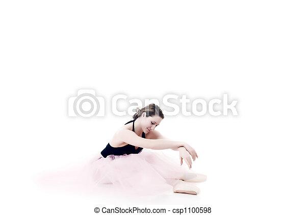 ballerine, joli - csp1100598