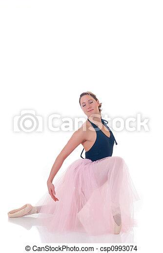 ballerine, joli - csp0993074