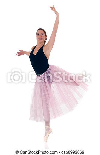 ballerine, joli - csp0993069