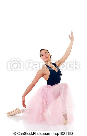 ballerine, joli - csp1021183